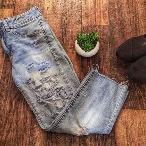 American Eagle | Super Stretch Straight Jeans | 6